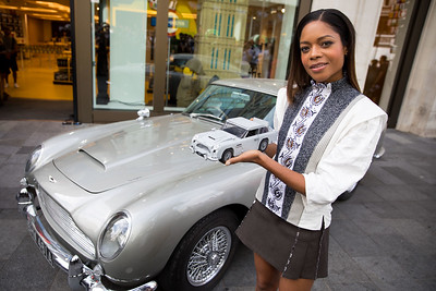 18/7/18  - LEGO® Creator Expert James Bond™ Aston Martin DB5 launch