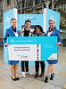 KLM Royal Dutch Airlines Mood Booster pop-up