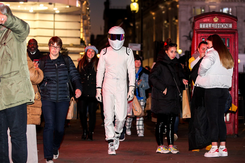 Top Gear Series 28 premiere in Leicester Square