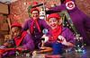 Heathrow unveils secret Santa's workshop