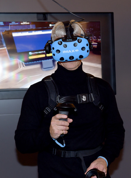 IMAX VR Launch, Manchester - 21st Nov 2017