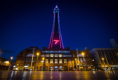 22/6/18 Help for Heroes - Blackpool Tower