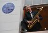 Ronnie Scott's Jazz club - English Heritage Blue