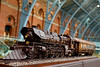 Godiva chocolatier brings the Orient Express to St Pancras International in chocolate - 24th Nov 2017