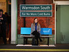 British Gas warms commuters