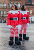 Elves Behavin' Badly - Christmas Prank