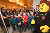 Official opening of The Lego Store