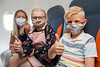 easyJet Children's face mask covers