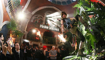 26/4/18 - Shadow of the Tomb Raider Launch