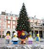 Covent Garden - LEGO digital experience