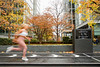 Equinox In The City - Interactive Running Track