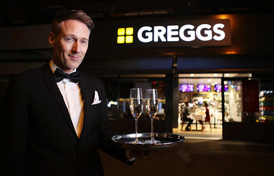 29/1/18 - Greggs Candelit dining experience
