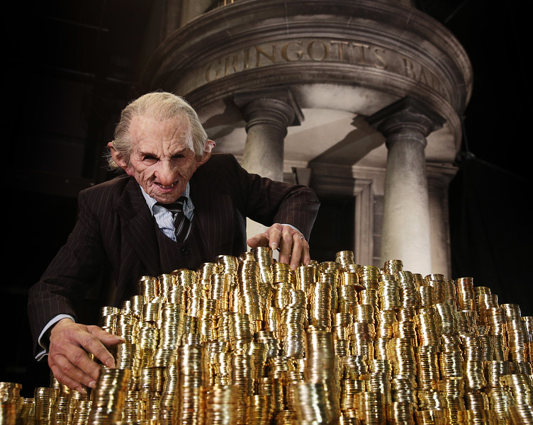 Warner Bros. Studio Tour London – The Making of Harry Potter - Gringotts Wizarding Bank Launch - 29th Jan 2019