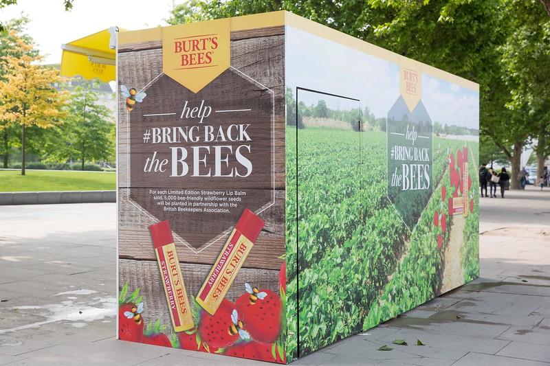 Burt's Bees = #BringBackTheBees Campaign