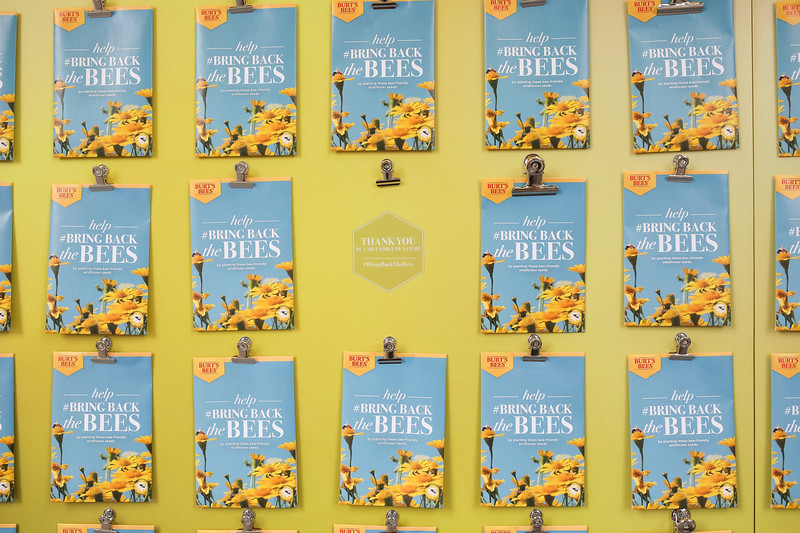 Burt's Bees = #BringBackTheBees Campaign