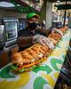 Subway® unveils 6ft Pig In Blanket Sub
