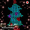 Vodafone - Giant Christmas Light Up