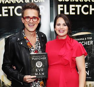 31/5/18  - Giovanna & Tom Fletcher's Eve of Man Book Launch