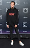 Wallis Day arriving at star-studded event to mark the launch of