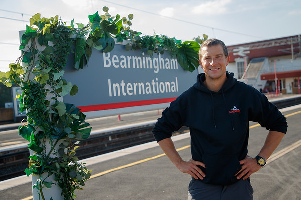 3/9/18 - Bearmingham International Station