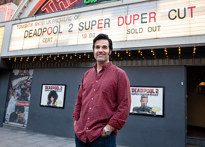 3/9/18 DEADPOOL 2 SUPER DUPER $@%!#& CUT UK PREMIERE