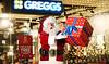 Greggs Christmas