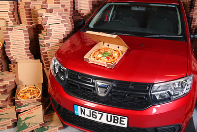 4/4/18 - Save a whole lot of 'dough' with Dacia and Deliveroo