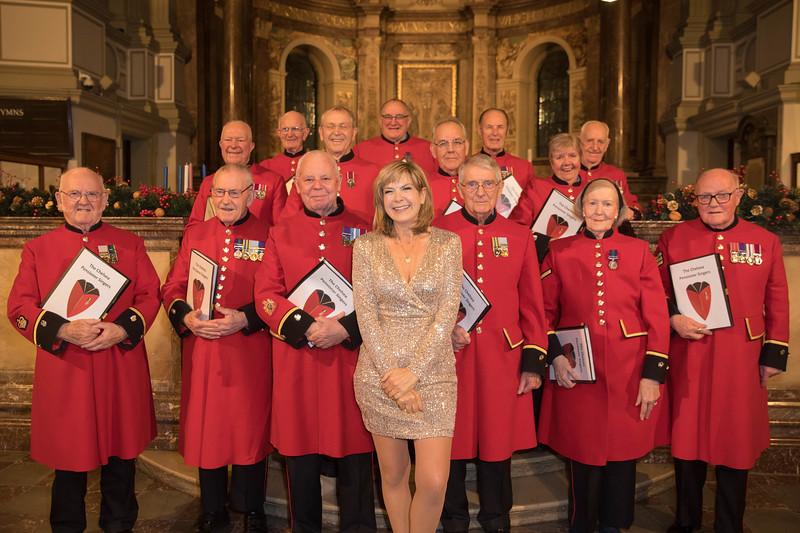 Age UK - Celebrity Carol Concert