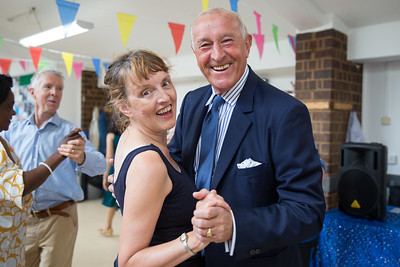6/7/18 - Len Goodman becomes Age UK Celebrity Ambassador