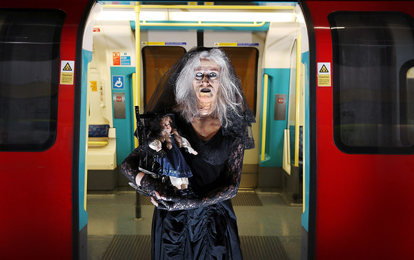 8/10/18 - Fanta Twisted Carnival - TUBE GHOUL SPOOKS COMMUTERS