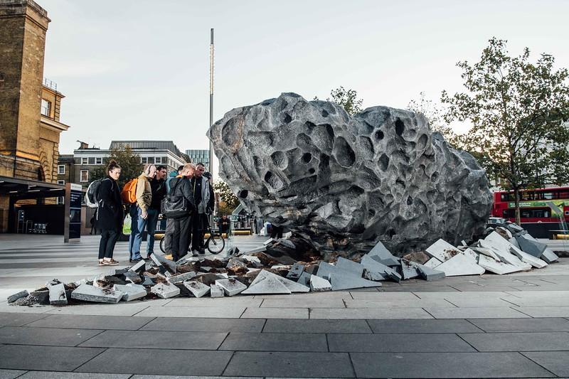Monese Meteorite - London 8th Nov 2018