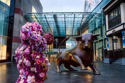 8/3/18 - Girlcrew.com - 'Fearless Friend' installation Birmingham Bullring