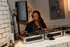Jamz Supernova DJing at Nando's Music Exchange celebration event, featuring Yxng Bane performing. <br /> <br /> FREE FOR EDITORIAL REPRODUCTION