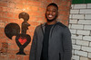Boxer Isaac Chamberlain pictured at a secret party to celebrate Nando's Music 2018, with a surprise performance from Yxng Bane<br /> <br /> FREE FOR EDITORIAL REPRODUCTION