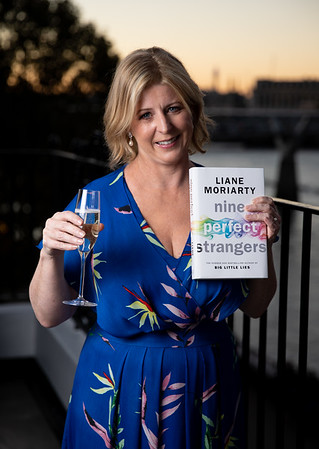9/10/18 - Liane Moriarty - Nine Perfect Strangers Book Launch