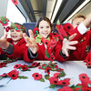 High Speed WW1 History Lesson for Pupils on-board Southeastern Poppy Train - 9th Nov 2018