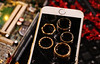 Recycle Your Electricals - Five Gold Rings
