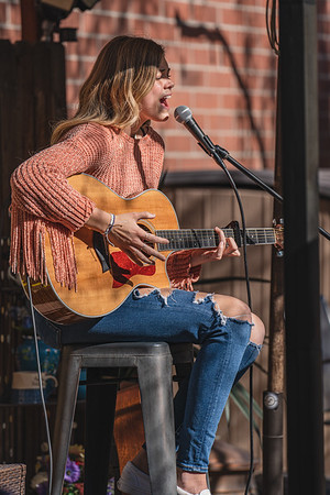 Rylee Paige @ Bergie's Coffeehouse