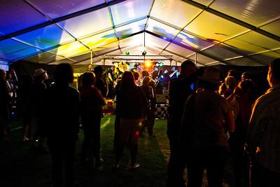 21.8.2011 BombSkare - Headline act for RecFest , Ashington