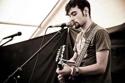 21.8.2011 Daryl Burns @ RecFest , Ashington, Northumberland