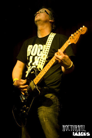 2.5.2009 Stolen Tom @ Rock The Barn, Wingate