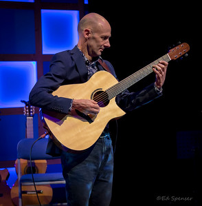 Bert Lams, from The California Guitar Trio