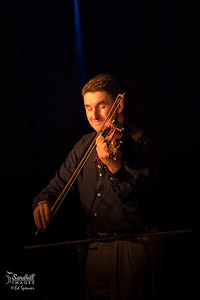 Mark Russell, phenomenal violinist and entertainer