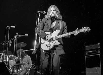 Roger McGuinn, The Byrds, Capitol Theater, 1972