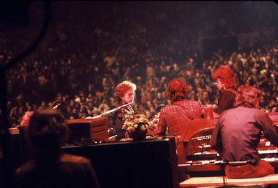 Bob Dylan and The Band, Madison Square Garden 1974