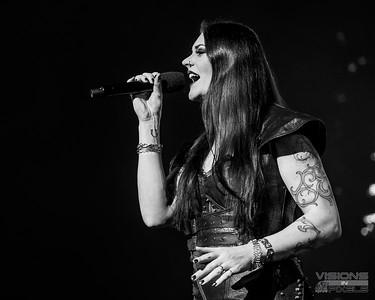 Nightwish - Decades Tour Apr 7th, 2018 - visionsinpixels