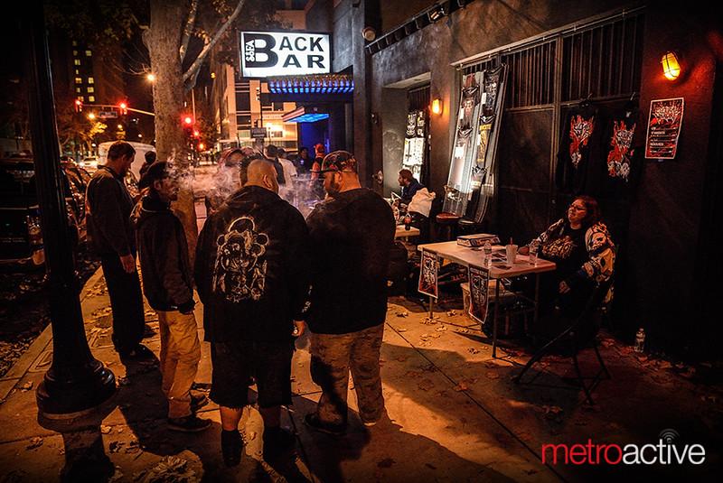Back Bar SoFa Downtown San Jose