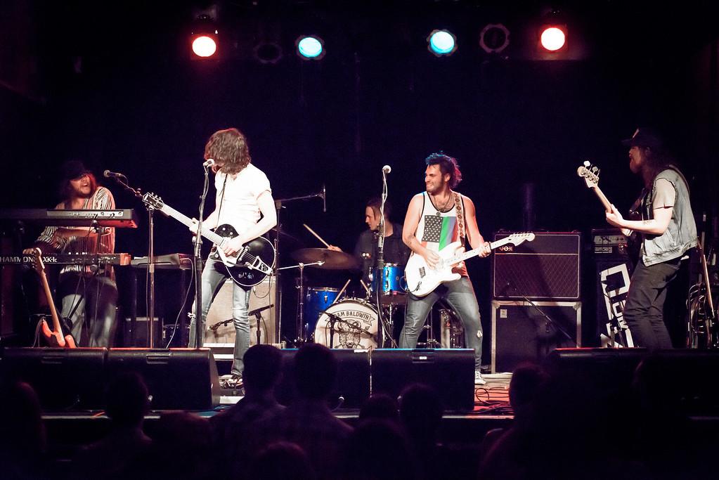 MUSIC - Adam Baldwin Performs in Toronto