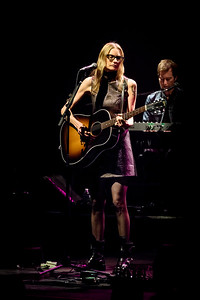 Aimee Mann Performs in Toronto