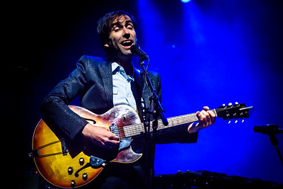 Andrew Bird Performs in Toronto